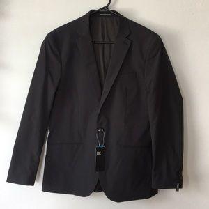 H&M Slim Fit Suit Jacket Mens Size L NWT
